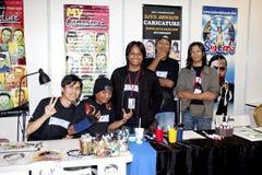 29ste de Internationale Boekenbeurs 2010 van Kuala Lumpur Stock Fotografie