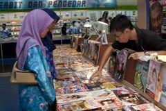 29ste de Internationale Boekenbeurs 2010 van Kuala Lumpur Stock Afbeelding