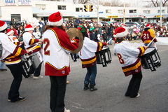 29th Annual Weston Santa Claus Parade Stock Photo