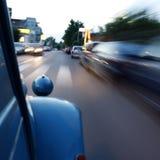 2cv Citroen objeżdżają Zdjęcia Royalty Free
