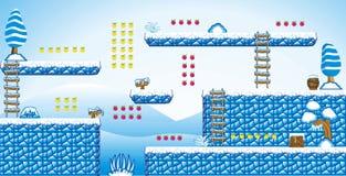 Free 2D Tileset Platform Game 39 Royalty Free Stock Photo - 50029225