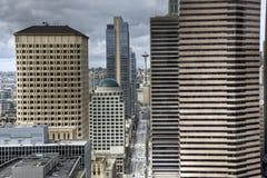 2de Weg Seattle Stock Afbeelding
