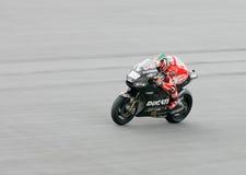 2do Prueba 2012 del invierno de MotoGP en el sepang Imagenes de archivo
