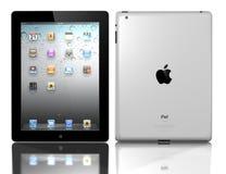 2个苹果ipad 图库摄影