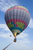 2nd luftballongfiesta varma internationella putrajaya Arkivbilder