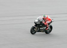 2nd MotoGP winter test 2012 at sepang Stock Images