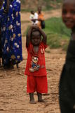 2nd Nov 2008. Refugees from DR Congo Stock Images