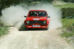 3° Rally del Corallo Royalty Free Stock Photography