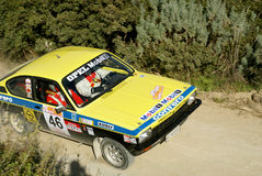 3° Rally del Corallo Stock Photos