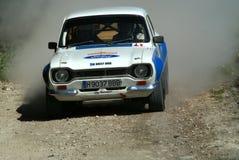 3° Rally del Corallo. FIA European Historic Rally Championship - Coef. 2 - 3° Rallye del Corallo - Alghero - Sardegna - Italia - 12/14 Mar 2009 - Driver royalty free stock images