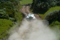3° Rally del Corallo. FIA European Historic Rally Championship - Coef. 2 - 3° Rallye del Corallo - Alghero - Sardegna - Italia - 12/14 Mar 2009 - Driver Stock Photos