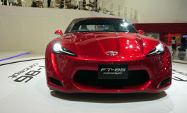 3ò Mostra de motor internacional 2011 de Banguecoque Fotografia de Stock