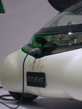 3ò Mostra de motor internacional 2011 de Banguecoque Imagens de Stock