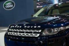 3ó Mostra de motor internacional 2012 de Banguecoque Imagens de Stock Royalty Free