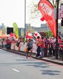 3ø Maratona de Londres Fotografia de Stock Royalty Free