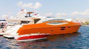 3ø Mostra internacional do barco de Istambul Foto de Stock Royalty Free