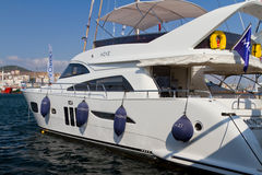 3ø Mostra internacional do barco de Istambul Imagens de Stock Royalty Free