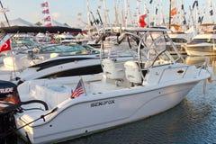 3ø Mostra internacional do barco de Istambul Imagem de Stock