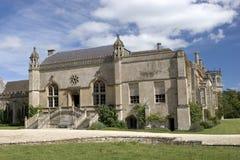 3个修道院lacock 免版税库存图片
