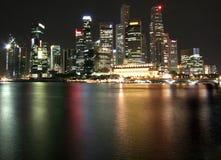 3个城市浮动 免版税库存图片