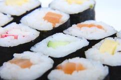 3个寿司 库存照片