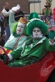 3个小丑 免版税库存图片
