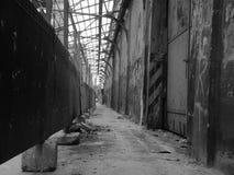 3个建筑街道 免版税库存照片