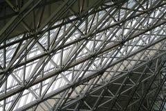 3个建筑钢 免版税图库摄影