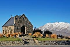 3个教会石头 库存图片