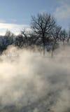3个梦想系列冬天 库存照片