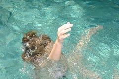 3个淹没的系列 免版税库存图片