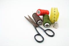 3个缝合的工具 图库摄影