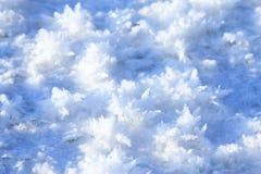 3个背景冬天 库存照片