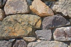 3个背景石头 库存图片