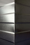 3个背景金属 免版税库存图片