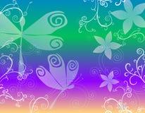 3个蜻蜓黄昏系列 免版税库存图片