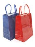 3个袋子礼品 库存图片