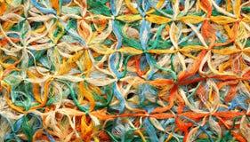 3个设计纺织品 图库摄影