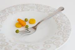 3个豌豆 免版税图库摄影
