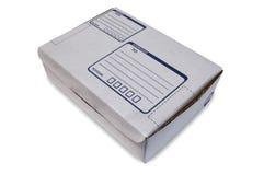3个配件箱纸板 免版税库存图片