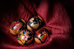3个鸡蛋 免版税库存图片