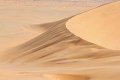 3个namib模式沙子 库存照片