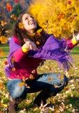 3五颜六色的秋天 免版税库存图片