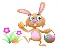 3兔宝宝复活节 库存照片