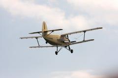 3双翼飞机 免版税库存图片