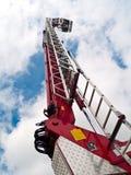 3发动机起火梯子 免版税库存图片