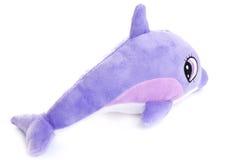 3只海豚玩具 免版税库存照片