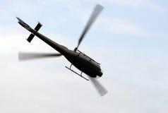 3只瞪羚直升机 库存照片