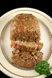 3只羊羔肉饼 免版税库存照片