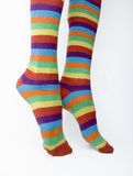 3只袜子 免版税库存图片